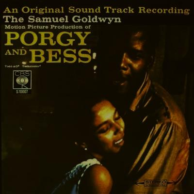 Porgy & Bess Soundtrack CD. Porgy & Bess Soundtrack