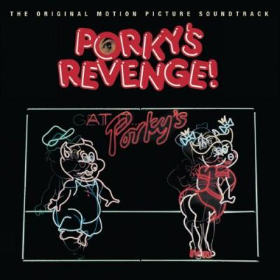 Porky's Revenge Soundtrack CD. Porky's Revenge Soundtrack