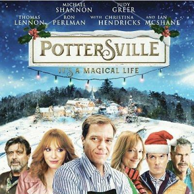 Pottersville Soundtrack CD. Pottersville Soundtrack