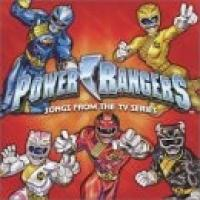Power Rangers Soundtrack CD. Power Rangers Soundtrack