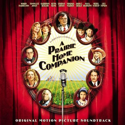 Prairie Home Companion Soundtrack CD. Prairie Home Companion Soundtrack