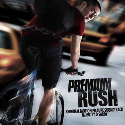 Premium Rush Soundtrack CD. Premium Rush Soundtrack