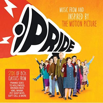 Pride Soundtrack CD. Pride Soundtrack