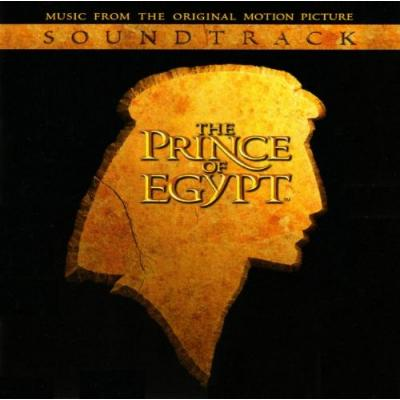 Prince of Egypt Soundtrack CD. Prince of Egypt Soundtrack