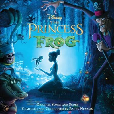 Princess and the Frog Soundtrack CD. Princess and the Frog Soundtrack
