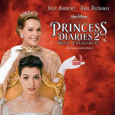 Princess Diaries 2: The Royal Engagement Soundtrack CD. Princess Diaries 2: The Royal Engagement Soundtrack