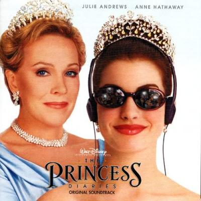 Princess Diaries Soundtrack CD. Princess Diaries Soundtrack