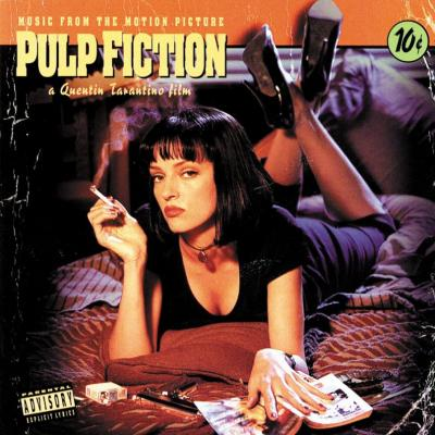 Pulp Fiction Soundtrack CD. Pulp Fiction Soundtrack