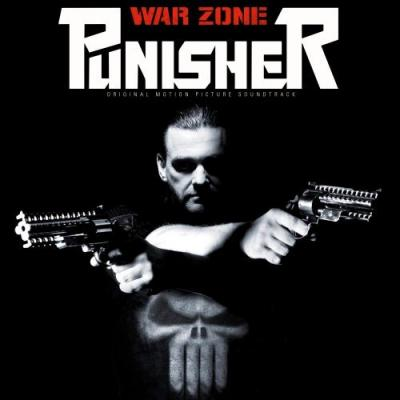 Punisher: War Zone, The Soundtrack CD. Punisher: War Zone, The Soundtrack