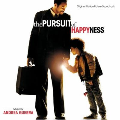 Pursuit of Happyness, The Soundtrack CD. Pursuit of Happyness, The Soundtrack