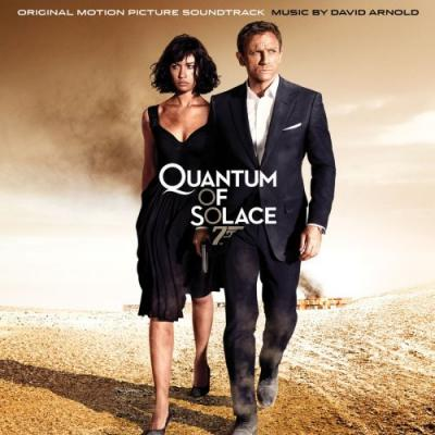 Quantum of Solace Soundtrack CD. Quantum of Solace Soundtrack