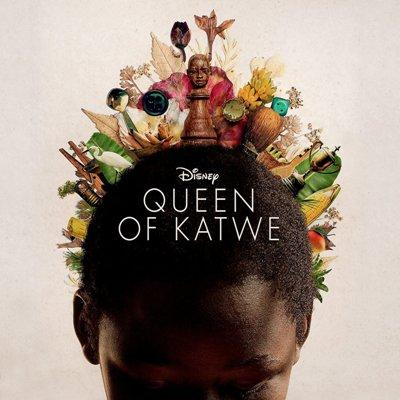 Queen of Katwe Soundtrack CD. Queen of Katwe Soundtrack