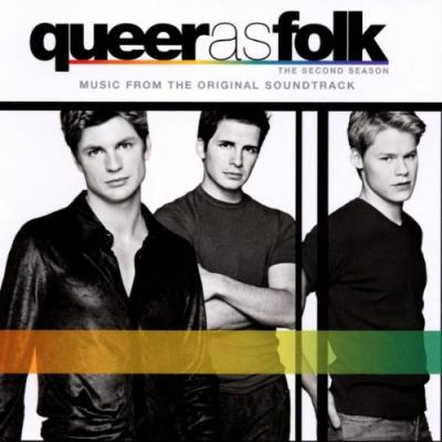 Queer As Folk Season 2 Soundtrack CD. Queer As Folk Season 2 Soundtrack
