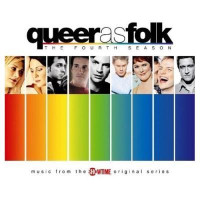 Queer As Folk Season 4 Soundtrack CD. Queer As Folk Season 4 Soundtrack