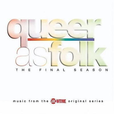 Queer As Folk Season 5 Soundtrack CD. Queer As Folk Season 5 Soundtrack