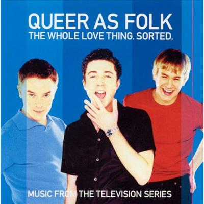 Queer As Folk: The Whole Love Thing. Sorted Soundtrack CD. Queer As Folk: The Whole Love Thing. Sorted Soundtrack
