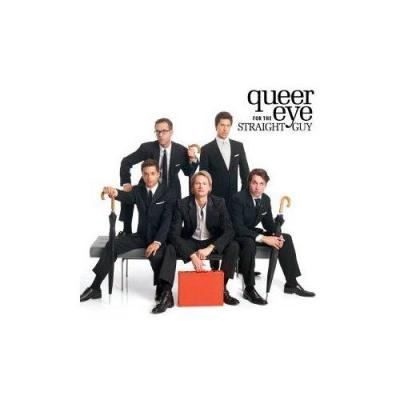 Queer Eye for the Straight Guy Soundtrack CD. Queer Eye for the Straight Guy Soundtrack