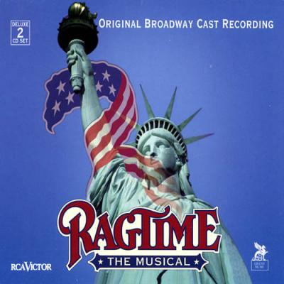 Ragtime Soundtrack CD. Ragtime Soundtrack
