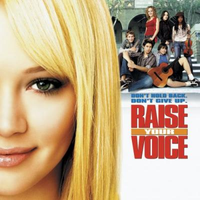 Raise Your Voice Soundtrack CD. Raise Your Voice Soundtrack