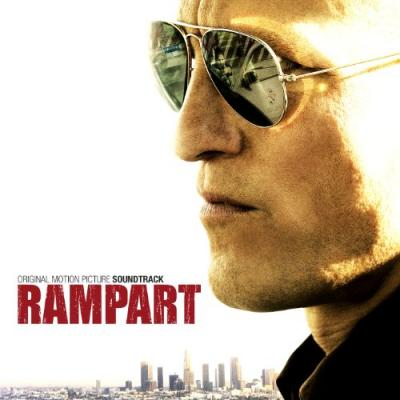 Rampart Soundtrack CD. Rampart Soundtrack
