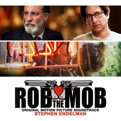 Randy & The Mob Soundtrack CD. Randy & The Mob Soundtrack