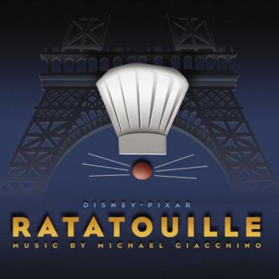 Ratatouille Soundtrack CD. Ratatouille Soundtrack