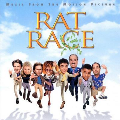 Rat Race Soundtrack CD. Rat Race Soundtrack