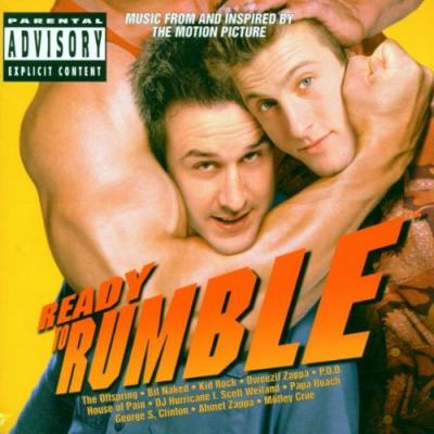 Ready to Rumble Soundtrack CD. Ready to Rumble Soundtrack
