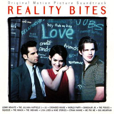 Reality Bites Soundtrack CD. Reality Bites Soundtrack