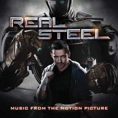 Real Steel Soundtrack CD. Real Steel Soundtrack