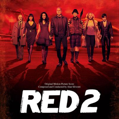 Red 2 Soundtrack CD. Red 2 Soundtrack