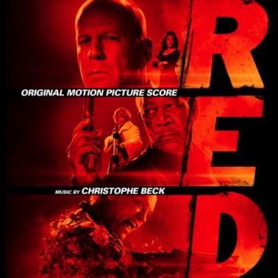 Red Soundtrack CD. Red Soundtrack