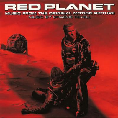 Red Planet Soundtrack CD. Red Planet Soundtrack