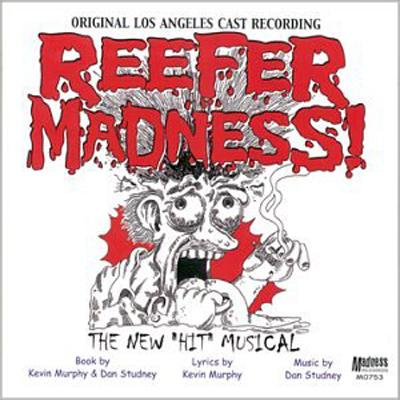 Reefer Madness Soundtrack CD. Reefer Madness Soundtrack