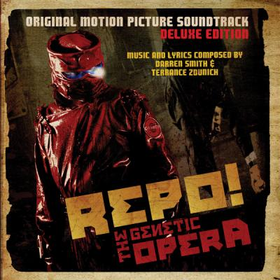 REPO! The Genetic Opera Soundtrack CD. REPO! The Genetic Opera Soundtrack