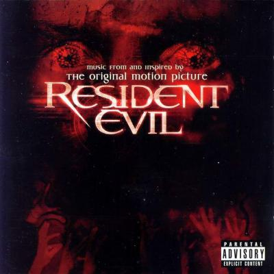 Resident Evil Soundtrack CD. Resident Evil Soundtrack