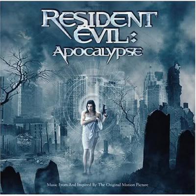 Resident Evil: Apocalypse Soundtrack CD. Resident Evil: Apocalypse Soundtrack