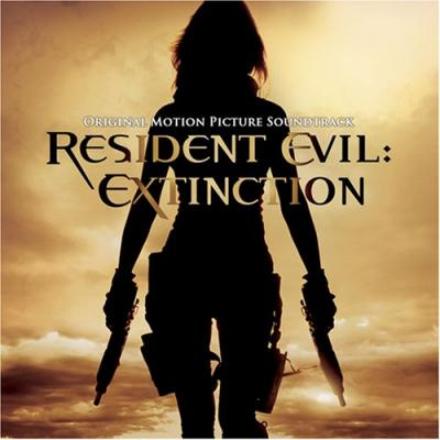 Resident Evil : Extinction Soundtrack CD. Resident Evil : Extinction Soundtrack