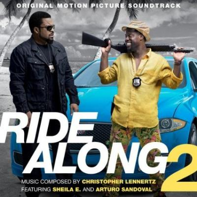 Ride Along 2 Soundtrack CD. Ride Along 2 Soundtrack