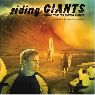 Riding Giants Soundtrack CD. Riding Giants Soundtrack