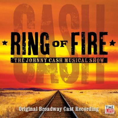 Ring of Fire: The Musical Soundtrack CD. Ring of Fire: The Musical Soundtrack