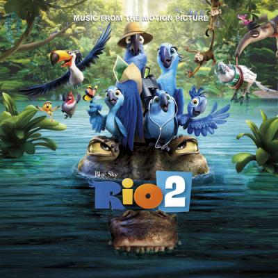Rio 2 Soundtrack CD. Rio 2 Soundtrack