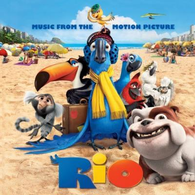 Rio Soundtrack CD. Rio Soundtrack