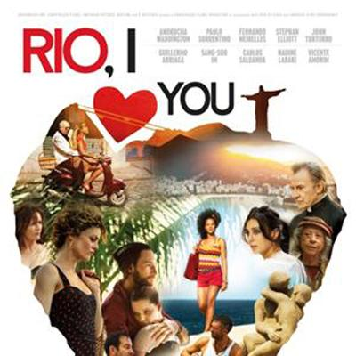 Rio, I Love You Soundtrack CD. Rio, I Love You Soundtrack