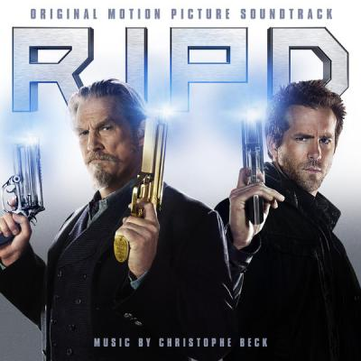R.I.P.D. Soundtrack CD. R.I.P.D. Soundtrack