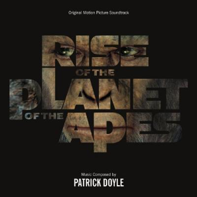 Rise Of The Planet Of The Apes Soundtrack CD. Rise Of The Planet Of The Apes Soundtrack