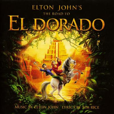Road to El Dorado Soundtrack CD. Road to El Dorado Soundtrack
