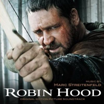 Robin Hood Soundtrack CD. Robin Hood Soundtrack