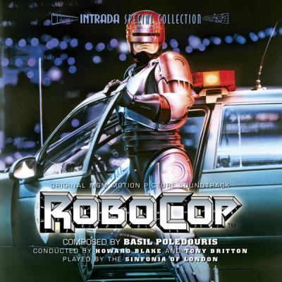 RoboCop Soundtrack CD. RoboCop Soundtrack