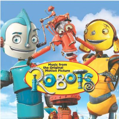 Robots Soundtrack CD. Robots Soundtrack